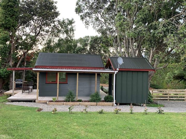 Bird Song Cabin,  set on an avocado orchard
