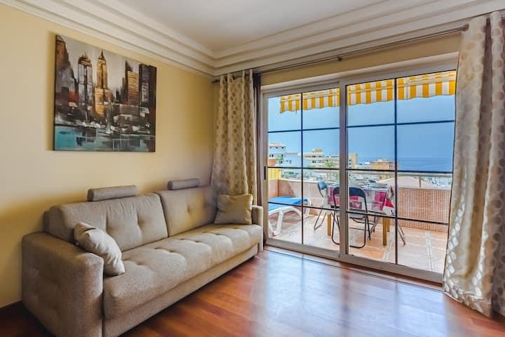 Orlando sea view apartment