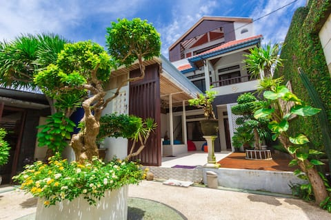 Your dream house in Nusa Dua – with panoramic views