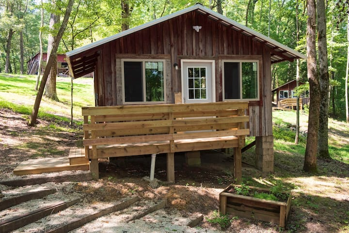 Glamping Cabin #4, The Walker