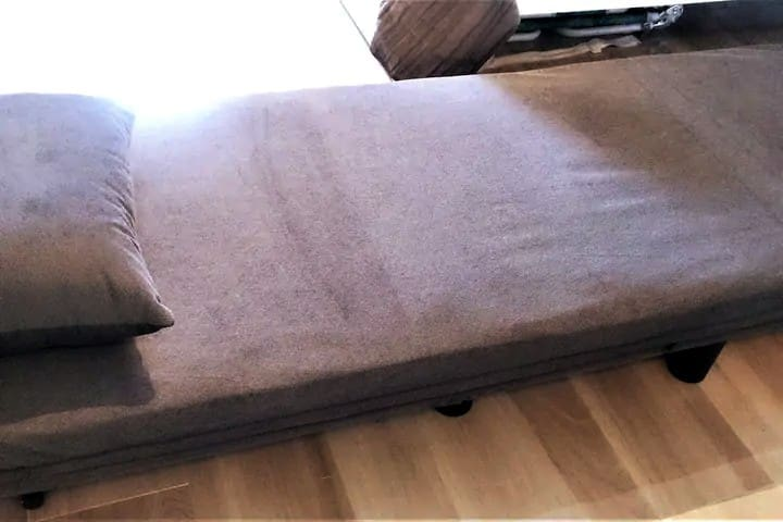 Convertible Bed Chair, optimal for a teenager.