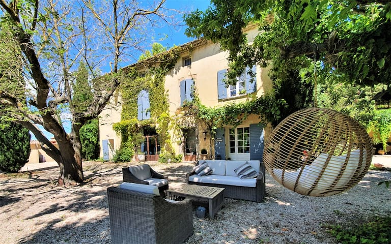 Suite dans Maison d'hôtes de Charme Côté Provence