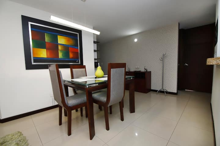 Apartamento Pereira Alamos