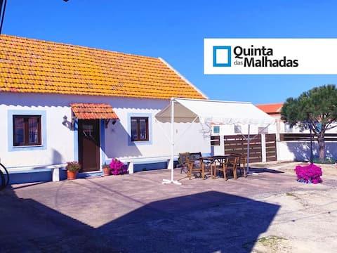 Farmhouse m/pool-20m Lissabon eller Golf
