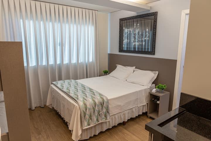 Nilmare-Suite Privativa c/ Cozinha p/ suas Férias5