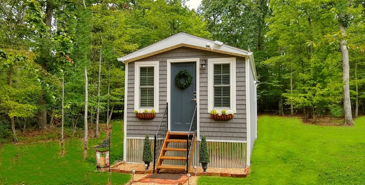 "Entire Home ""Tiny House at the Battlefield"""