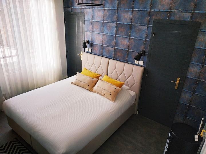 Chambre Hipster avec salle de bain privée
