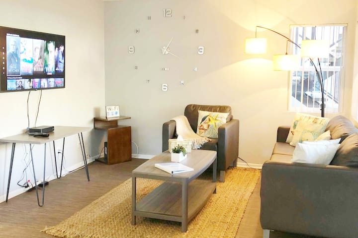 1-bd Home for You to Relax, Revitalize, and Repeat