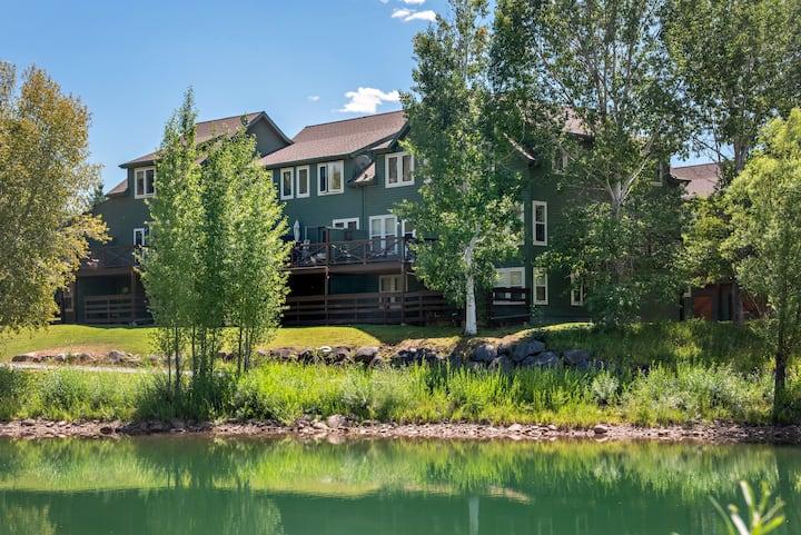 Lakeside Home w/Views Near Basalt, 18 Mi. to Aspen