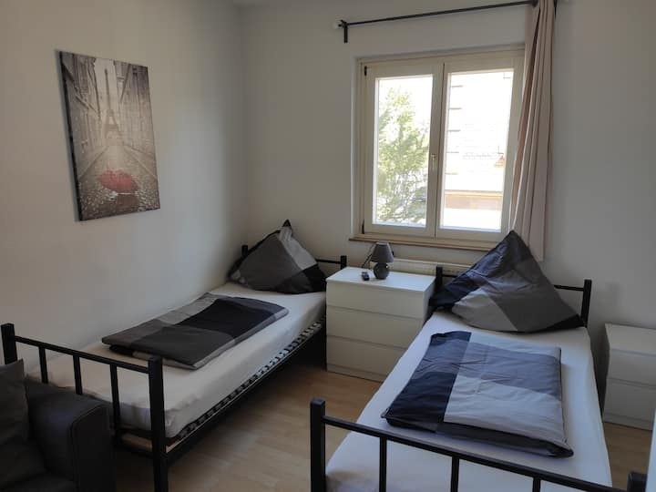 Accomodiation for up to 3 Guests in Herrenberg