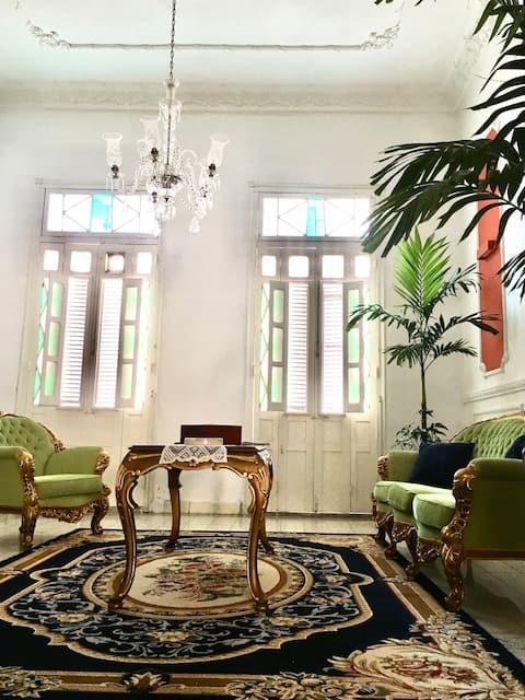 Apodaca 12 Hotel Boutique Cuba Hab Deluxe 2