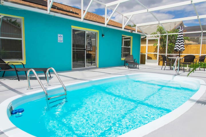 Private Heated Pool! Relax, Unwind and Enjoy!