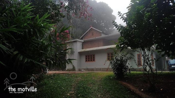 3 Bed Rooms. Entire Villa in a Coffee plantation