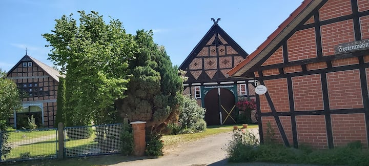 Privater de lüt Ferienhof Jameln Lüneburger Heide