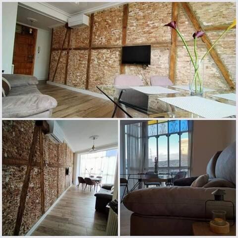 Mirador de Zocodover, Apartamento con encanto