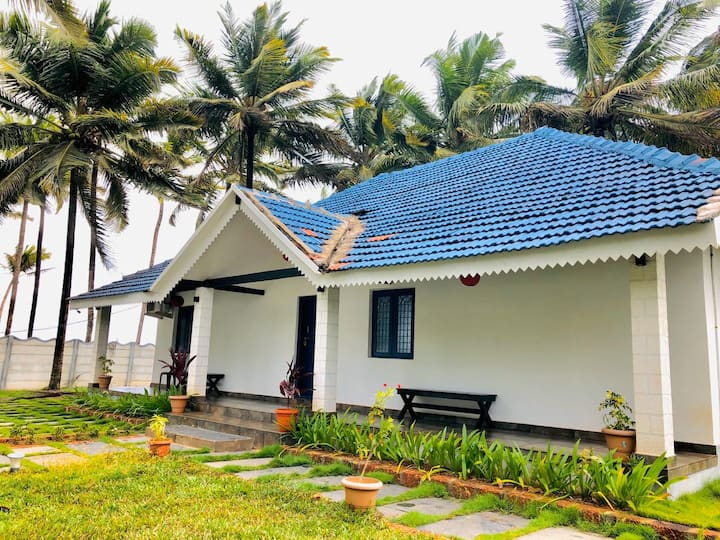 Mangalore Homestay: Rocky Shores Beach House