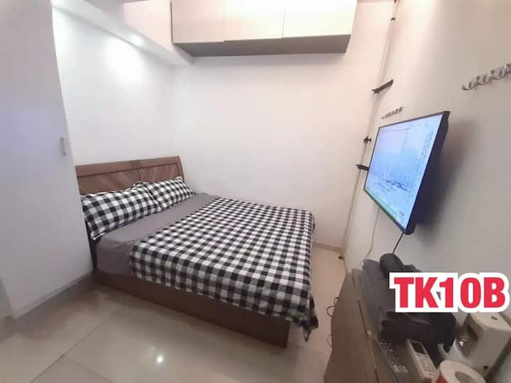 2ppl DoubleBed TK10CB Suite 2min CausewayBay MTR