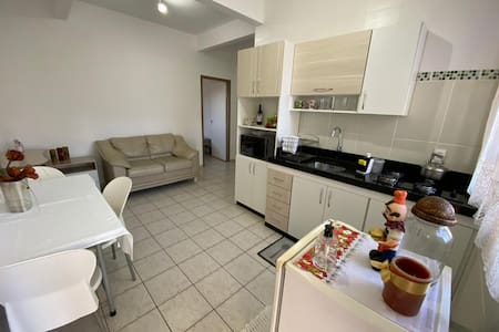 Apartamento Inteiro com tudo que você precisa!
