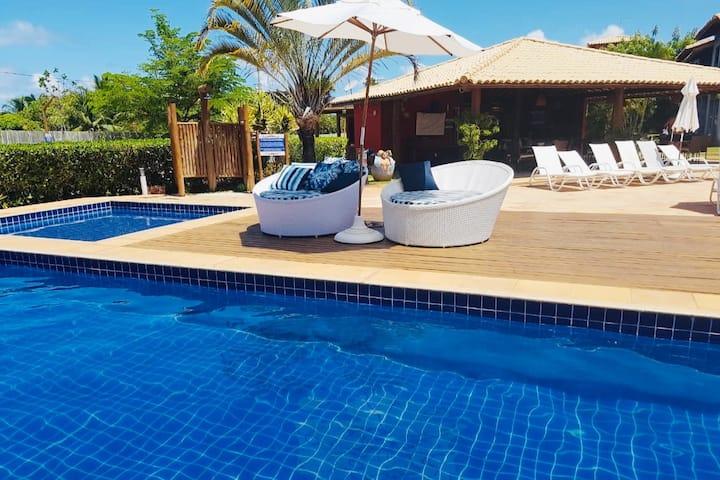 Quinta das Lagoas Residence, G 1º andar Itacimirim