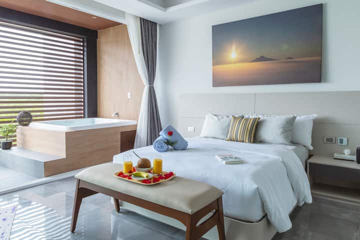 Amazing Lux Suite Located in Akumal.
