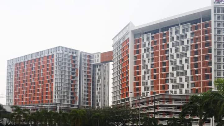 IA Guesthouse, Suria Jelutong Service Apartment