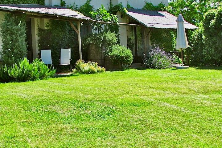 CHARMING ESCAPES: self-apartments, pools & gardens