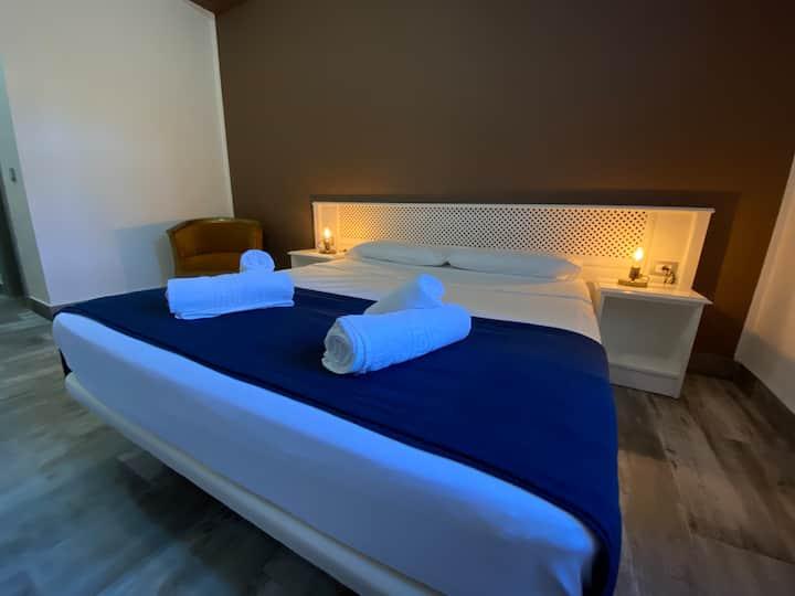 Hotel Cassandra Matrimoniale Deluxe Bagno Privato