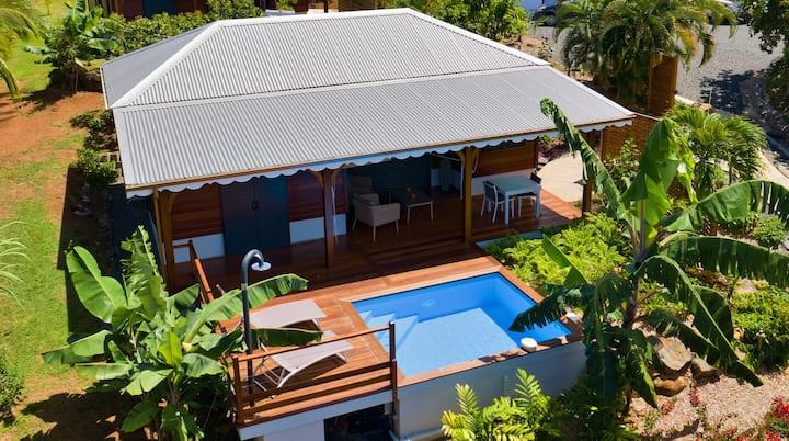 Tipareo : villa Antigua