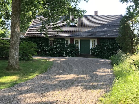 Skogvaktarens hus