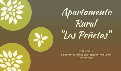 """Casa Rural """"Las Peñetas"""""""