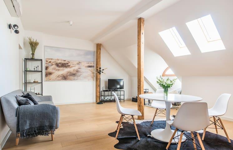 Design loft in Riga center