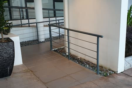 Easy access Main Entrance