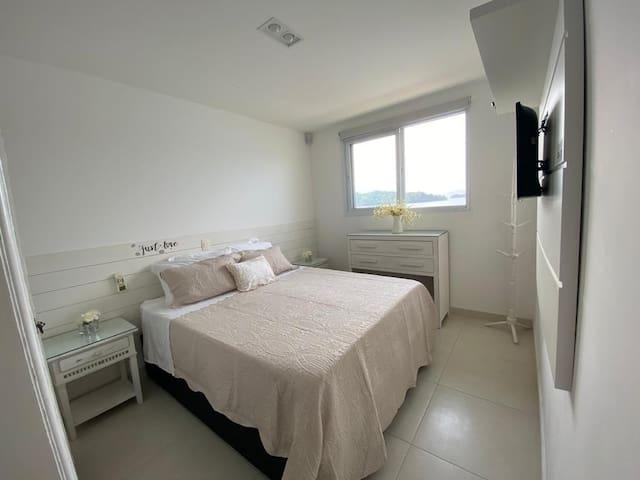 suite 01 com ar  condicionador,tv