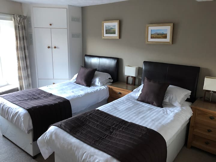 Herriot's in Hawes 4 * Bed and Breakfast Twin room