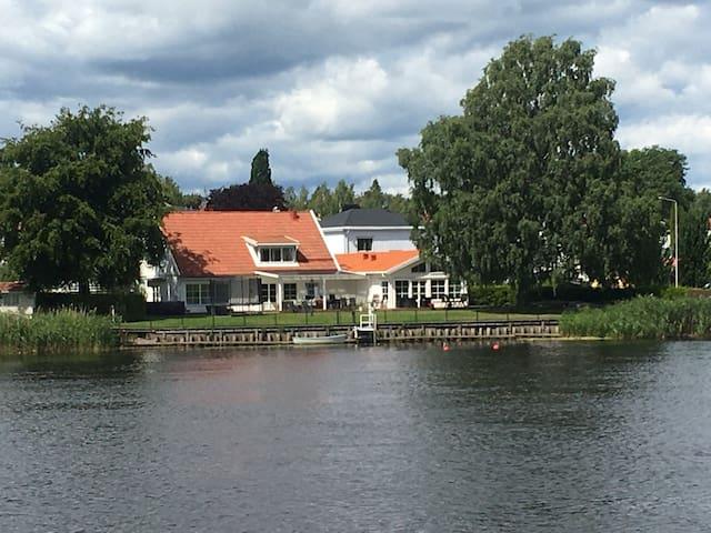 Karlstad Riverfront Home