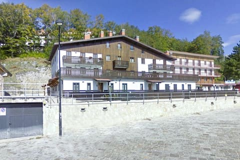 Central apartment near the ski lifts