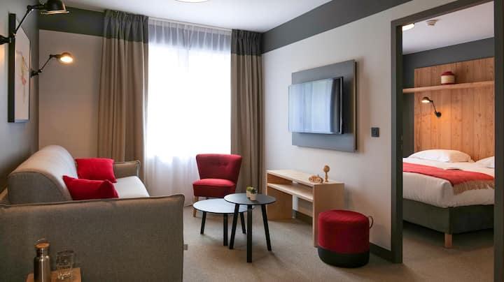 Quadruple Suite - Mountain view - 3* hotel