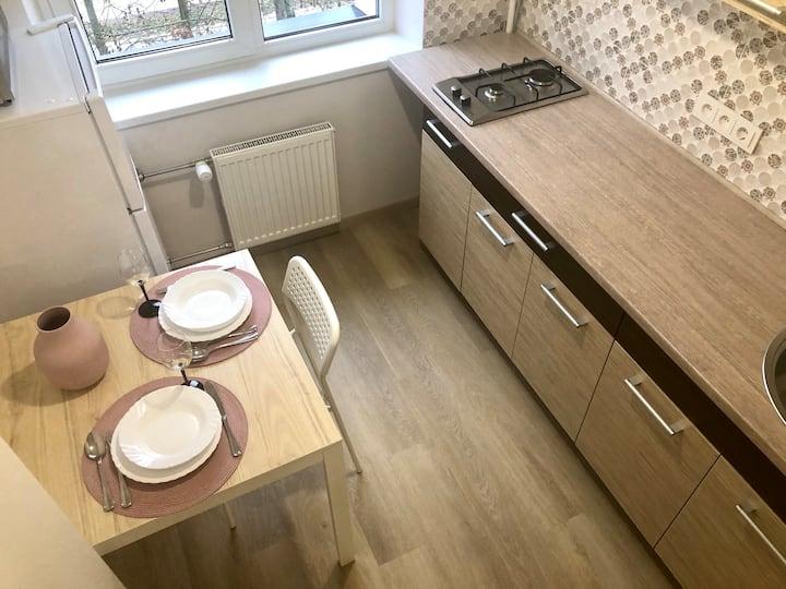New apartment in Eiguliai