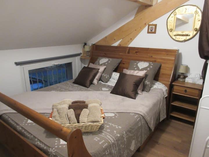 Chambres d'hôtes : Les Cimes du Lac d'Aiguebelette