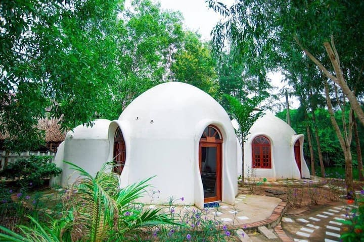The Hobbit's House - Hodota Resort.