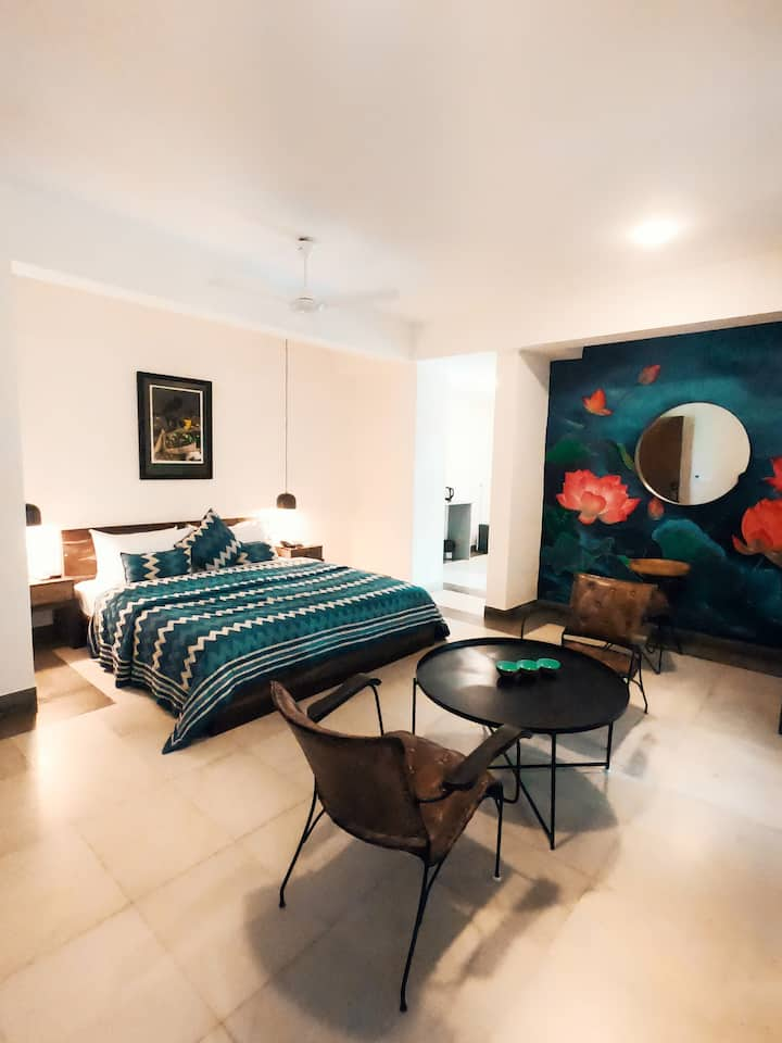 Suite With Private Terrace: Anamiva