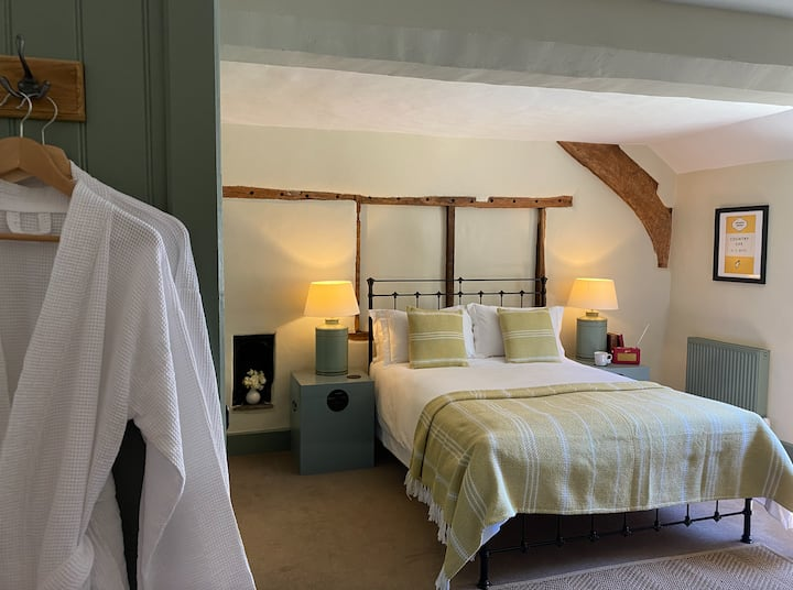 Cross Lane House Boutique Hotel, Exmoor (Fry Room)
