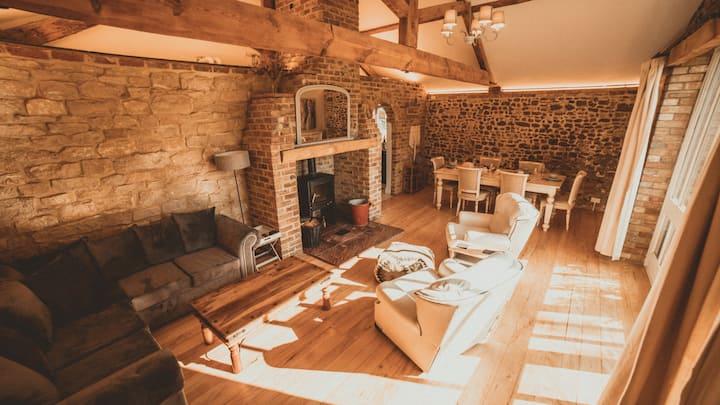 The Cart Lodge - relaxing rural spa break
