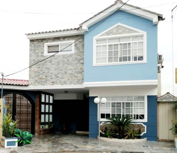 Espacioso hogar para disfrutar con su familia
