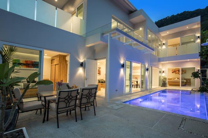 Introducing Pool Villa Skylight✾Stunningly Modern!