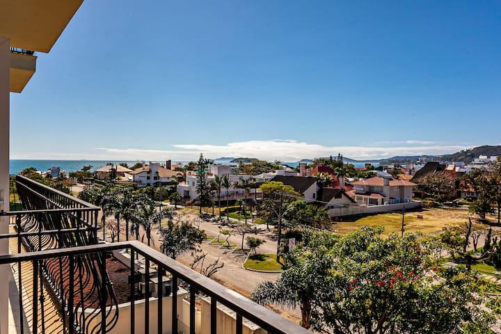 Suite top sea view resort Jurere ILC2307