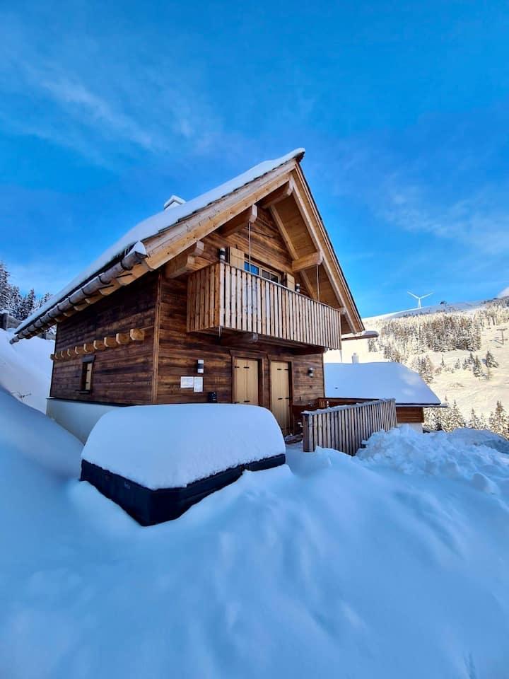 Troadkastn-Chalet (Ski in / Ski out)