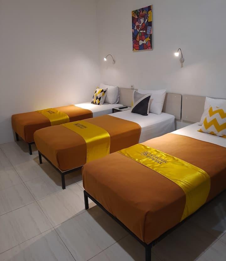 Kimura Kostay - Triple Bed Room