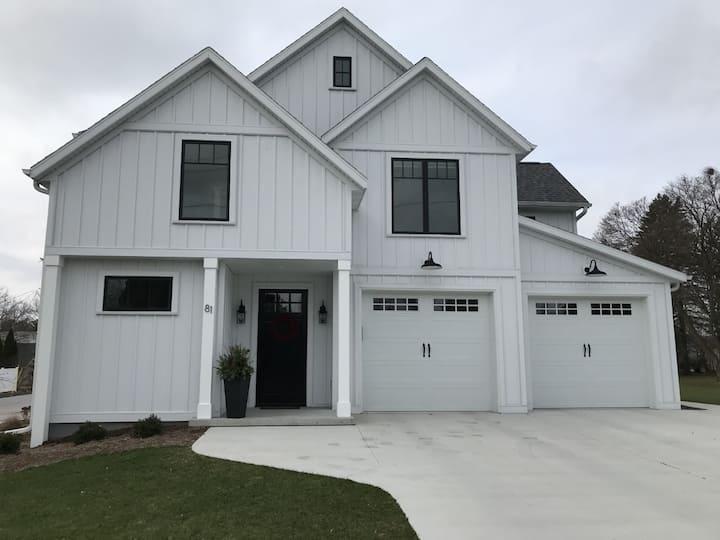 The Heart of Elkhart Lake - New Single Family Home