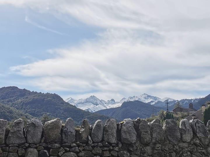 Appartement Loft au coeur des Pyrénées ariégeoises
